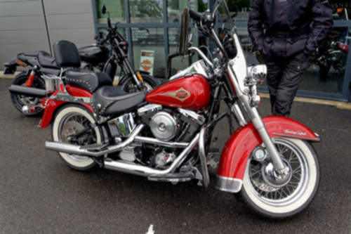 Harley-Davidson Heritage Softail Classic service repair manuals