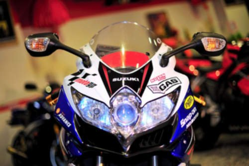 Suzuki GSX-R600 service repair manuals