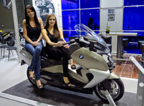 BMW C650GT service repair manuals