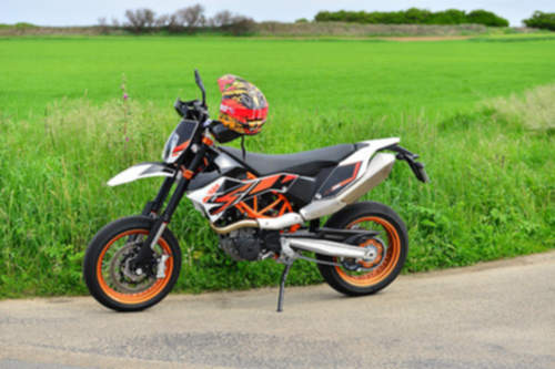 KTM 690 SMC R service repair manuals