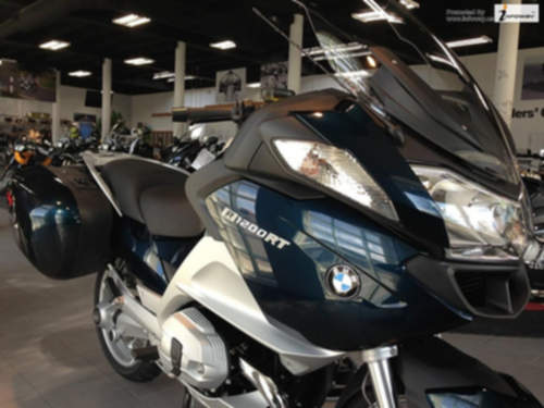 BMW R1200RT service repair manuals