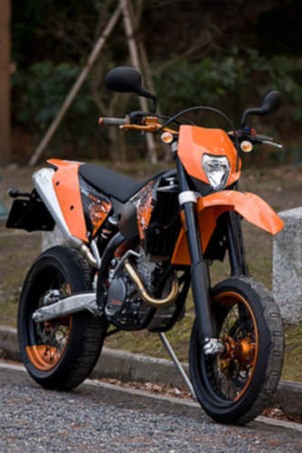 KTM 250EXC-F Six Days service repair manuals