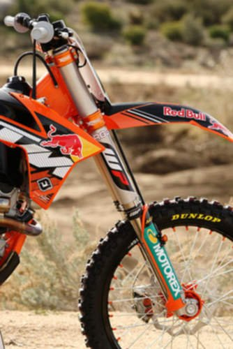 KTM 350SX-F service repair manuals