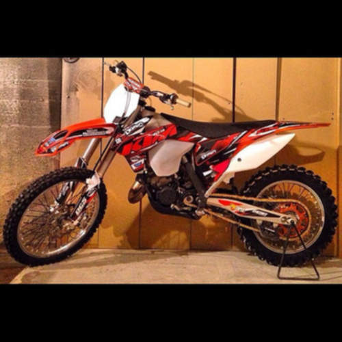 KTM 150SX service repair manuals