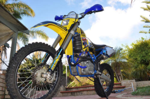 Husaberg FE550E service repair manuals