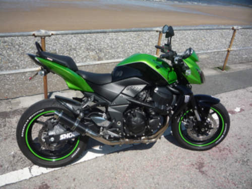 Kawasaki Z750 service repair manuals