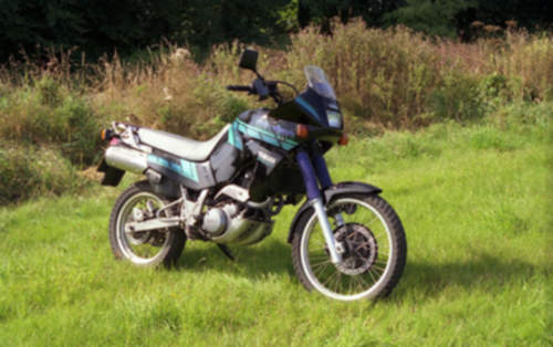 Yamaha XTZ660 service repair manuals