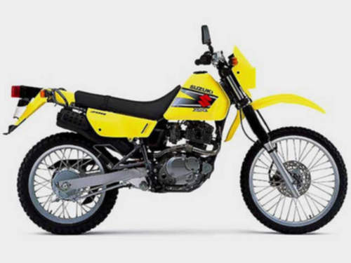 Suzuki DR200SE service repair manuals