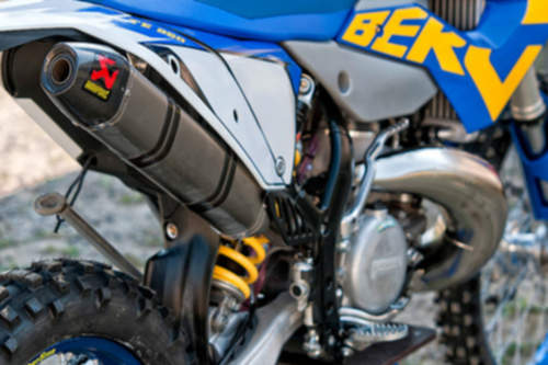 Husaberg TE250 service repair manuals