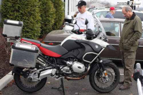 BMW R1200GS service repair manuals