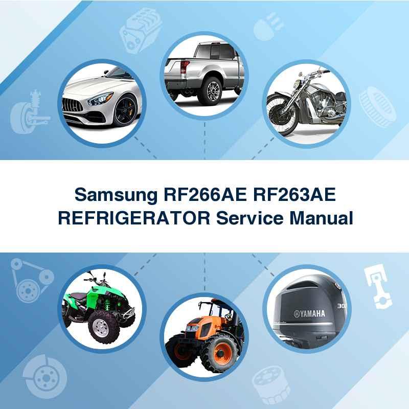 samsung rf263aers service manual repair guide