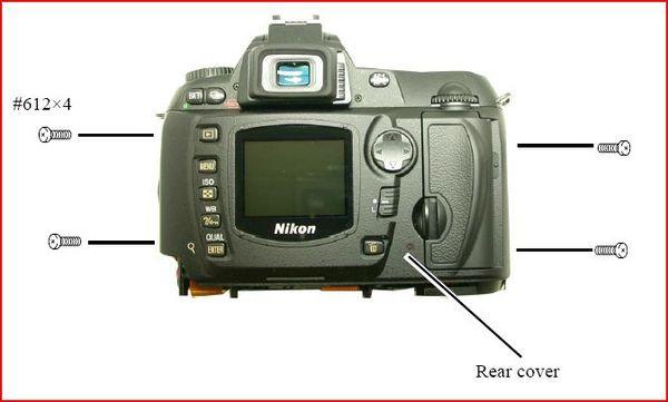 Pay for Nikon 70 Service manual