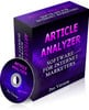 Thumbnail Article Analyzer - Ensure the Quality of Your Articles