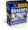 Thumbnail *New* Article site Directory-wiht MRR