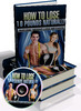 Thumbnail New! Lose 10 Pounds Naturally - E-book & Audio