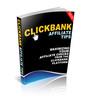Thumbnail Clickbank Affiliate Tips