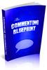 Thumbnail Comment Blueprint Report