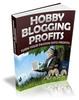 Thumbnail Hobby Blogging Profits
