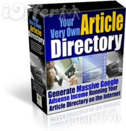 Pay for *New* Article site Directory-wiht MRR