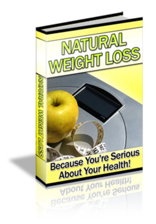 Pay for Lose Weight The Natural Way!
