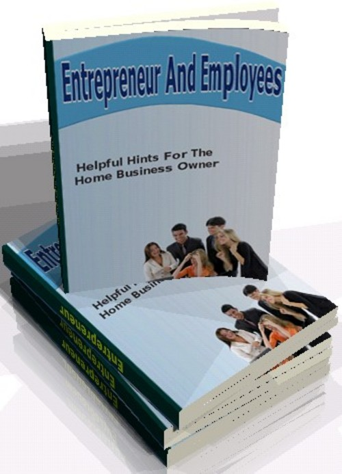 Pay for Entrepreneur and Employees ( For home business owner)