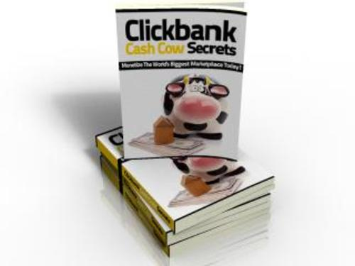 Pay for Clickbank Cash Cow Secrets