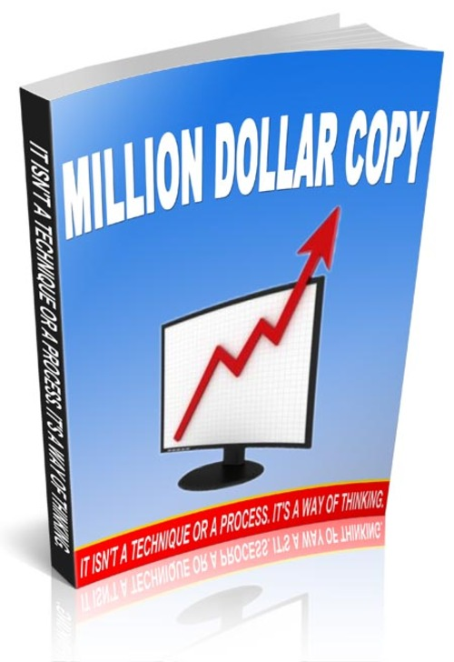 Pay for Million Dollar Copy