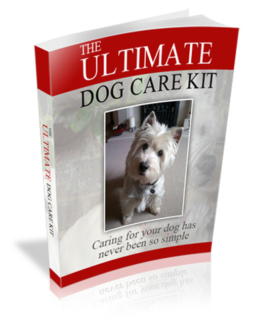 Pay for The Ultimate Dog Care Kit