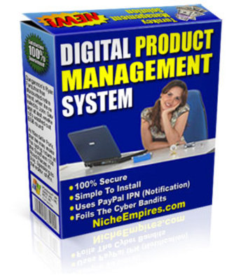 Pay for Digital Product Management System MRR