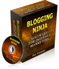 Thumbnail Blogging Ninja With Resell Right