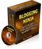 Thumbnail Blogging Ninja With Resell Right