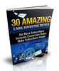 Thumbnail 30 Amazing Email Tactics With Master Resale Right