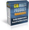 Thumbnail ClickBank Multi Product Manager With Master Resale Right