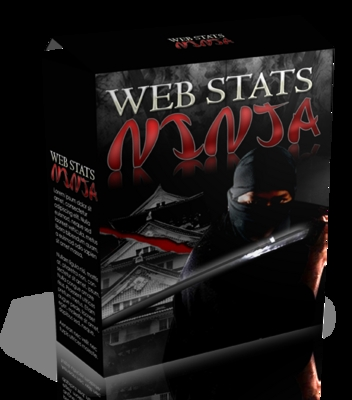 Pay for Web Stat Ninja With Master Resale Right