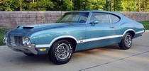 Thumbnail 1970 Oldsmobile Chassis Service Manual_442_Cutlass Supreme S SX Holiday W-30 W-31_W-45 Ralleye 350_F-85_Delta 88_98_Toronado_Hurst