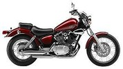 Thumbnail 2008 2009 2010 2011 2012 2013 2014 2015 2016 2017 Yamaha V-Star all XV250 models Service Manual