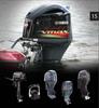 Thumbnail 1997 1998 1999 2000 Yamaha E75 75hp 2-stroke Outboard models Service Manual