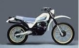 Thumbnail 1986 1987 1988 Suzuki DR125_SP125 models Factory Service Manual