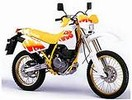 Thumbnail 1982 1983 1984 Suzuki DR250_SP250 models Factory Service Manual