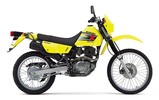 Thumbnail 1986 1987 1988 Suzuki DR200_SP200 models Factory Service Manual