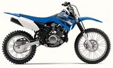 Thumbnail 2009 2010 2011 2012 2013 2014 2015 2016 2017 Yamaha TT-R125 models Factory Service Manual
