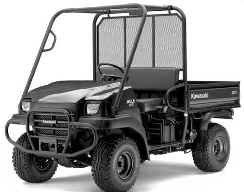 2008 Mule 3010 Diesel 4x4 Kaf950d8f Model Service Manual