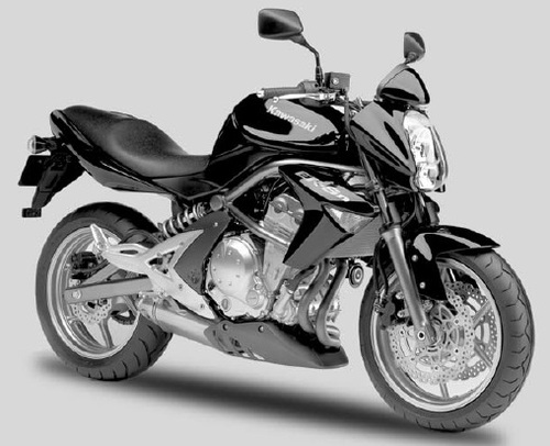 Pay for 2006 2007 2008 Kawasaki ER650_ER-6n +ABS motorcycle models Service Manual