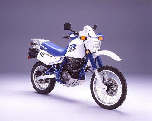 Pay for 1990 1991 Suzuki DR650S_SL_SM models Factory Service Manual
