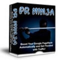 Thumbnail PR Ninja Software-Increase Websites Page Ranking!