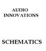 Thumbnail Audio Innovations 300 mk2 Power amplifier Schematic