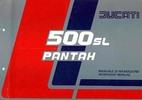 Thumbnail Ducati 500 SL Pantah Authentic Service Workshop Manual