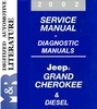 Thumbnail 2002 Grand Cherokee & Diesel , Service & Diagnostic Manuals