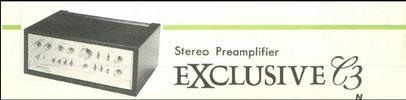 Thumbnail Pioneer C-3 Exclusive preamlifier , Original Schematic