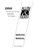 Thumbnail Allen & Heath DR-66 mix processor,  Original Service Manual